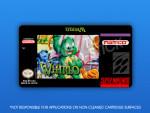 SNES - Whirlo Label