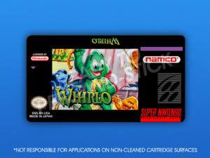 SNES - Whirlo Label