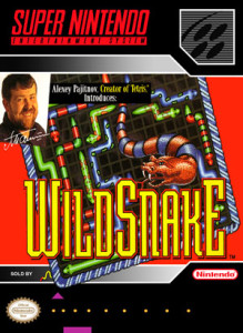 SNES - WildSnake (front)