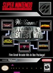 SNES - Williams Arcade's Greatest Hits (front)