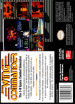 SNES - Wing Commander (back)
