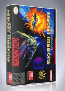 SNES - Wing Commander: The Secret Missions