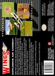 SNES - Wings 2 (back)