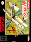 SNES - Wings 2 (front)