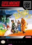 SNES – Wizard of Oz, The (front)