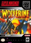 SNES - Wolverine: Adamantium Rage (front)