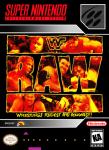 SNES - WWF Raw (front)