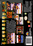 SNES - WWF RAW (back)