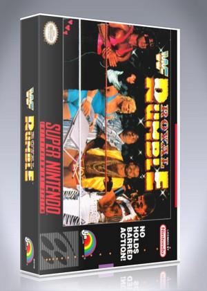SNES - WWF Royal Rumble