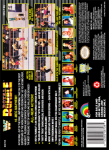 SNES - WWF Royal Rumble (back)