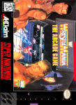 SNES - WWF WrestleMania: The Arcade Game (front)