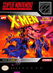 SNES - X-Men: Mutant Apocalypse (front)