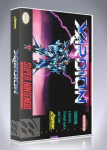 SNES - Xardion