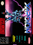 SNES - Xardion (front)