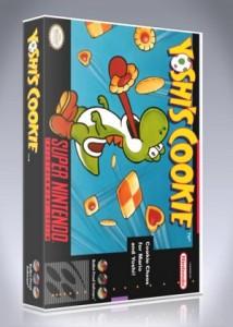 SNES - Yoshi's Cookie