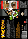 SNES - Yoshi's Cookie (back)