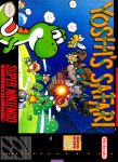 SNES - Yoshi's Safari (front)