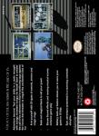 SNES - Wanderers From Ys III (back)