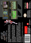 SNES - Ys IV: Mask of the Sun (back)