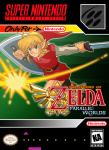 SNES - The Legend of Zelda: Parallel Worlds (front)