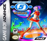 GBA - Space Channel 5: Ulala's Cosmic Attack (front)