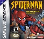 GBA - Spider-Man: Mysterio's Menace (front)