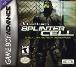 GBA - Tom Clancy's Splinter Cell: Stealth Action Redefined (front)