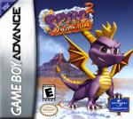 GBA - Spyro 2: Season of Flame (front)