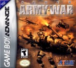 GBA - Super Army War (front)