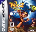 GBA - Tak 2: The Staff of Dreams (front)