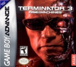GBA - Terminator 3: Rise of the Machines (front)