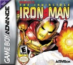 GBA - The Invincible Iron Man (front)