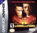 GBA - The Sum of All Fears (front)