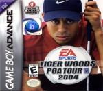 GBA - Tiger Woods PGA Tour 2004 (front)