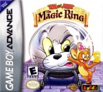 GBA - Tom and Jerry: The Magic Ring (front)