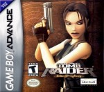 GBA - Tomb Raider: The Prophecy (front)