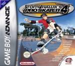 GBA - Tony Hawk's Pro Skater 4 (front)