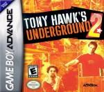 GBA - Tony Hawk's Underground 2 (front)