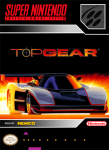 SNES - Top Gear (front)