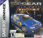 GBA - Top Gear Rally (front)