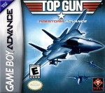 GBA - Top Gun: Firestorm Advance (front)