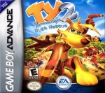 GBA - Ty 2: Bush Rescue (front)