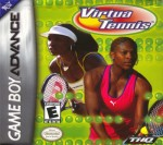 GBA - Virtua Tennis (back)