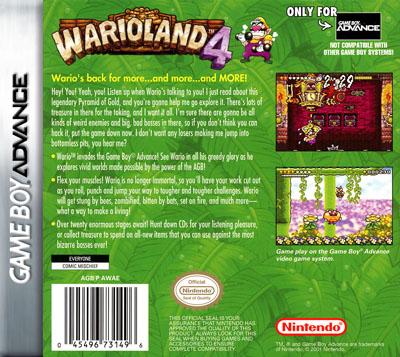 Download wario land 3 gameboy color price