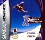 GBA - X Games Winter Snowboarding 2002 (front)