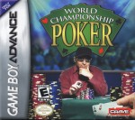 GBA - World Championship Poker (front)