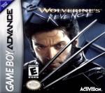 GBA - X-Men 2: Wolverine's Revenge (front)