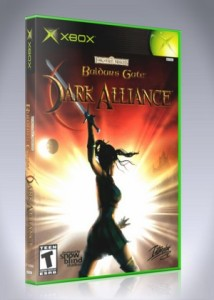 Xbox - Baldur's Gate: Dark Alliance