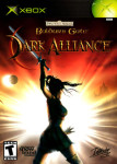 Xbox - Baldur's Gate: Dark Alliance (front)