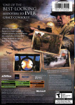 Xbox - Call of Duty 2: Big Red One (back)